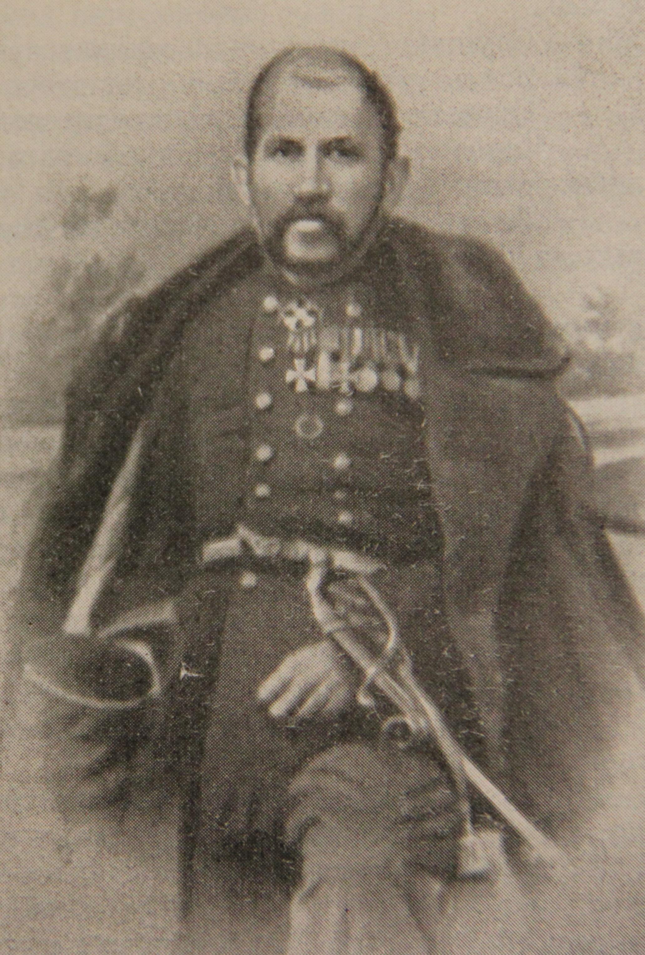 Алексей Петрович Кропоткин, отец П.А.Кропоткина