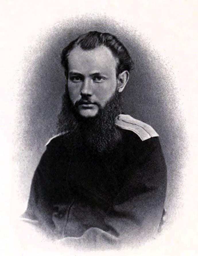 Петр Алексеевич Кропоткин, 1864 год