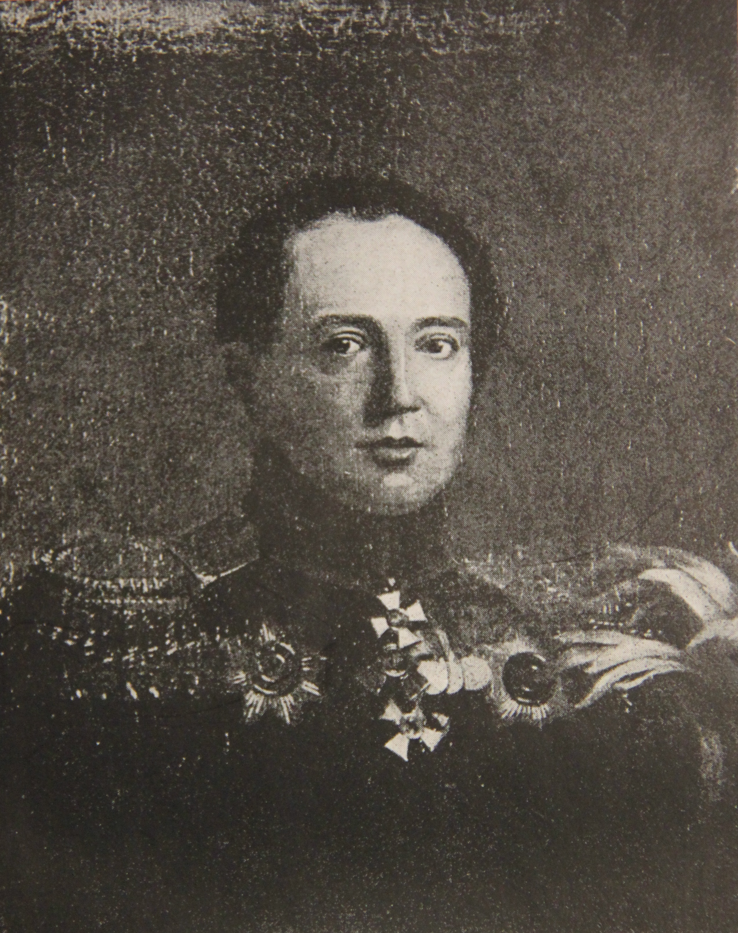 Николай Семенович Сулима, дед П.А.Кропоткина со стороны матери